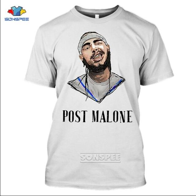Post Malone Short Sleeve