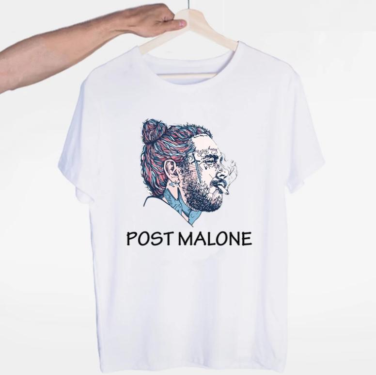 Post Malone Singer T Shirt