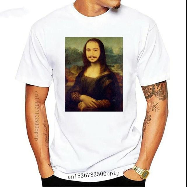 Post Malone Monalisa T Shirt