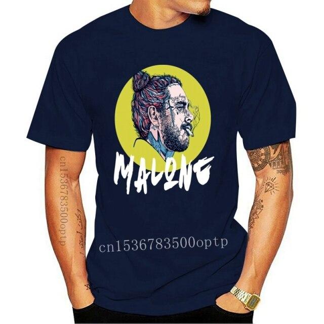 Men Rapper Post Leave Me Malone T Shirts