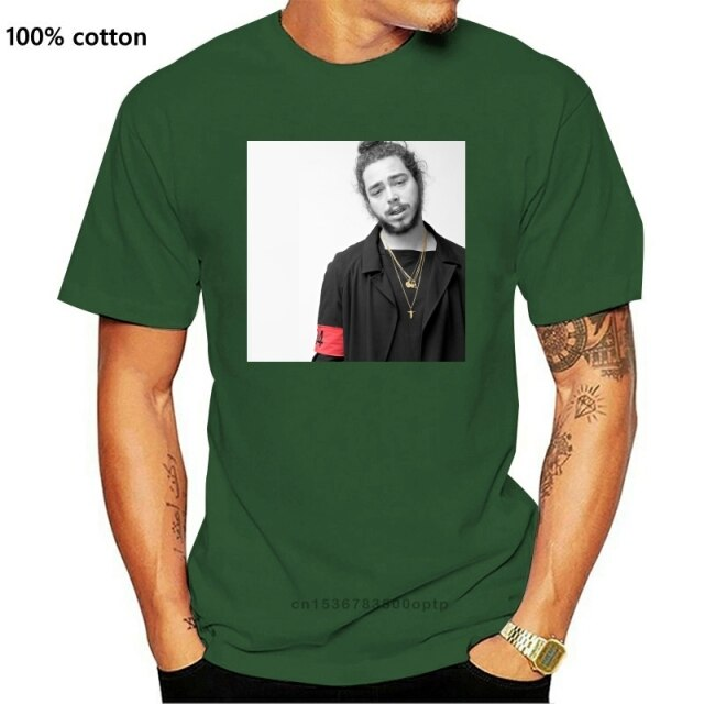 Men T shirt Post Malone Classics