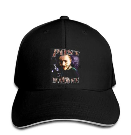 Post Malone Baseball Hip Hop Cap