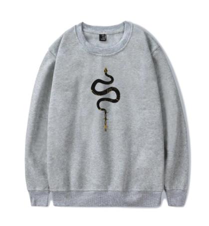Post Malone Snake Print Sweatshirts