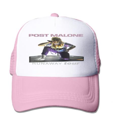 Post Malone Runaway Graphi Hats