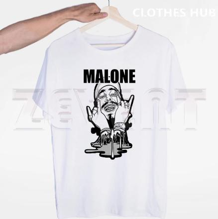 Post Malone T Shirt Singer Post Malone