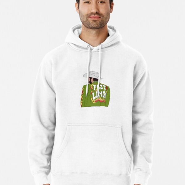 POST LIMÓN Pullover Hoodie