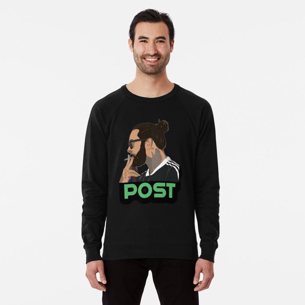 Post Malone Post Logo Lightweight Sweatshirt