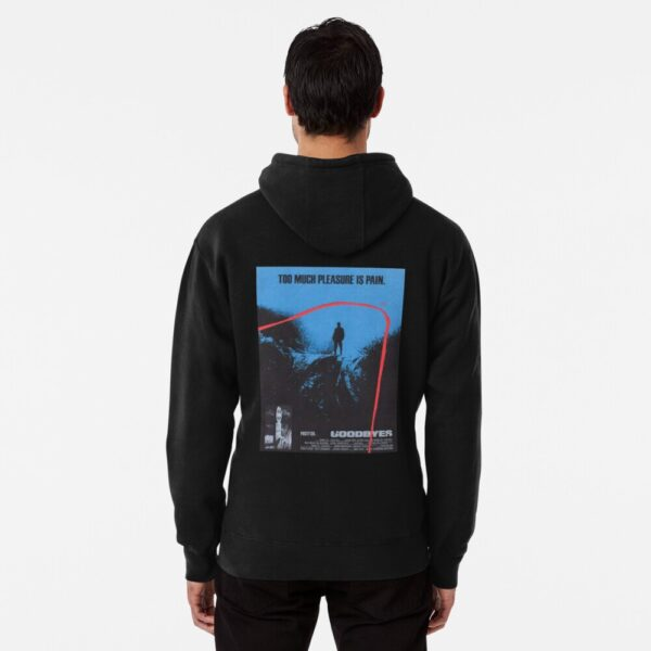 Posty GOODBYES Album cover Pullover Hoodie
