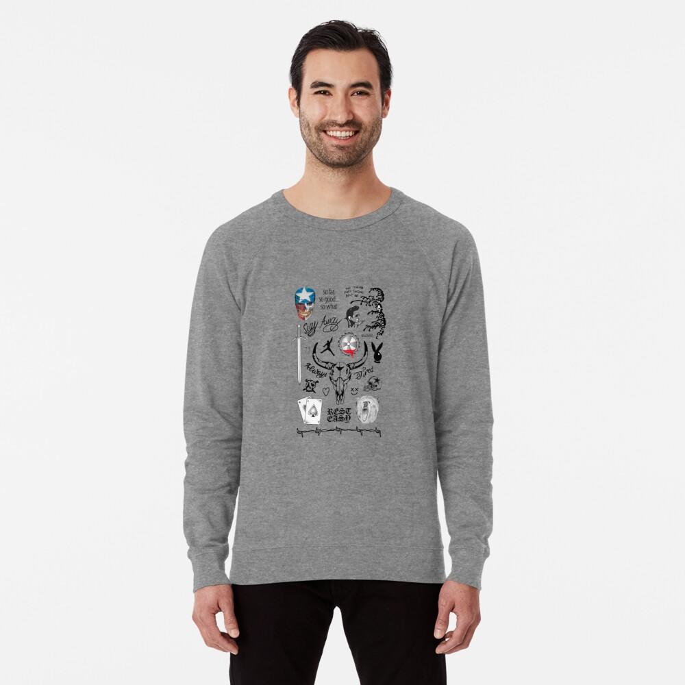 Post Malone posty Pullover Sweatshirt