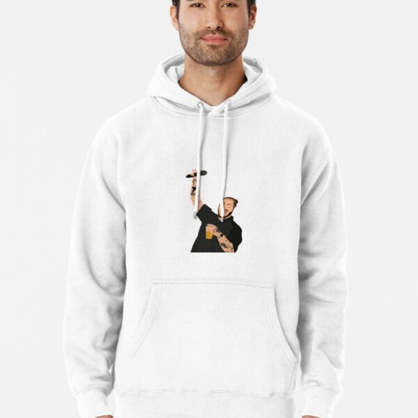Posty Post Malone Singer Pullover Hoodie
