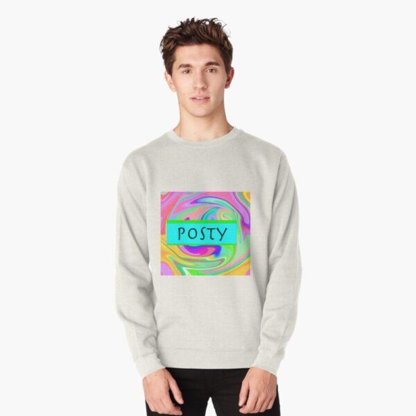 Posty teen Pullover Sweatshirt ass