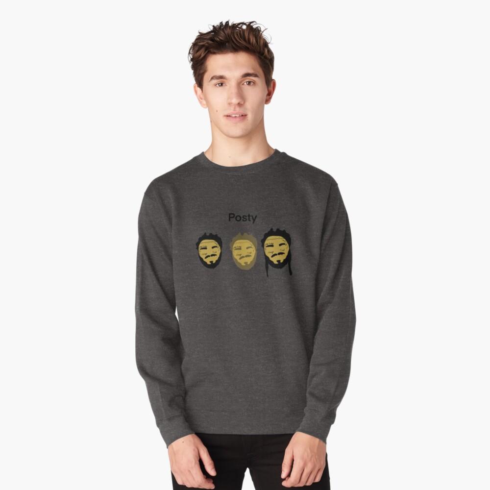 Posty Post Malone poster Pullover Sweatshirt